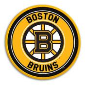 Boston Bruins: Modern Disc Wall Sign