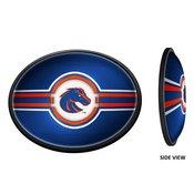 BSU - Boise State Broncos Slimline LED Team Spirit Wall Sign-Primary Logo
