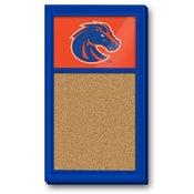BSU - Boise State Broncos Team Board Corkboard-Primary Logo