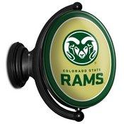 CSU - Colorado State Rams Rotating LED Team Spirit Wall Sign