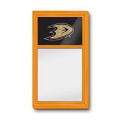 Anaheim Ducks: Dry Erase Noteboard