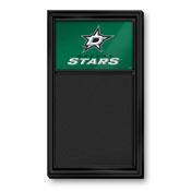 Dallas Stars: Chalk Noteboard