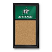 Dallas Stars: Cork Noteboard