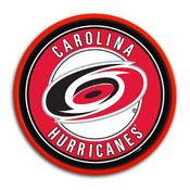 Carolina Hurricanes: Modern Disc Wall Sign