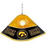 University of Iowa Hawkeyes Game Table Light-Square