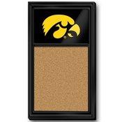 University of Iowa Hawkeyes Team Board Corkboard-Tigerhawk