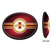 ISU Iowa State Cyclones Slimline LED Team Spirit Wall Sign-Primary Logo