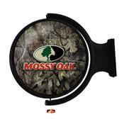 Mossy Oak - Break-Up: Original Round Rotating Lighted Wall Sign