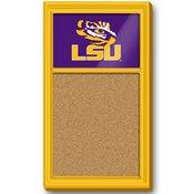 LSU Tigers Team Board CorkboardU-Primary Logo-Gold