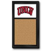 UNLV Rebels Team Board Corkboard_Primary Logo