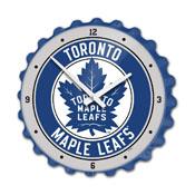 Toronto Maple Leaf: Bottle Cap Wall Clock