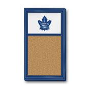 Toronto Maple Leaf: Cork Noteboard