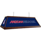 Arizona Wildcats: Premium Wood Pool Table Light