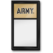 Army Black Knights: Dry Erase Noteboard