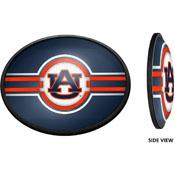 Auburn Tigers: Oval Slimline Lighted Wall Sign