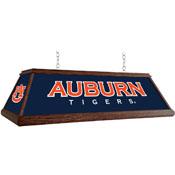 Auburn Tigers: Premium Wood Pool Table Light