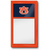 Auburn Tigers: Dry Erase Note Board