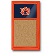 Auburn Tigers: Cork Note Board