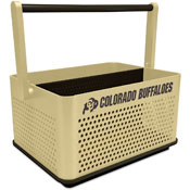 Colorado Buffaloes: Gold - Tailgate Caddy - Gold