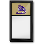 James Madison Dukes: Dry Erase Note Board