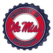 Ole Miss Rebels: Bottle Cap Wall Sign