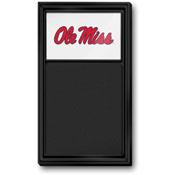 Ole Miss Rebels: Chalk Note Board