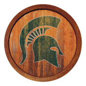 Michigan State Spartans: Weathered