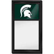 Michigan State Spartans: Dry Erase Noteboard