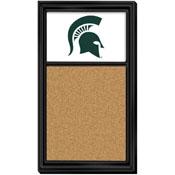 Michigan State Spartans: Cork Noteboard