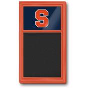 Syracuse Orange: Chalk Note Board
