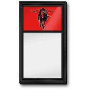 Texas Tech Red Raiders: Masked Rider - Dry Erase