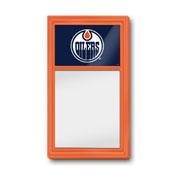 Edmonton Oilers: Dry Erase Noteboard