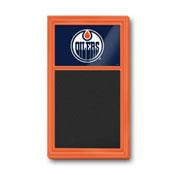 Edmonton Oilers: Chalk Noteboard