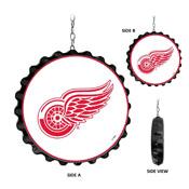 Detroit Red Wings: Bottle Cap Dangler