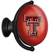 Texas Tech Red Raiders Rotating LED Team Spirit Wall Sign