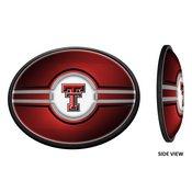 Texas Tech Red Raiders Slimline LED Team Spirit Wall Sign-Primary Logo