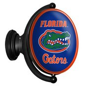 UF Florida Gators Rotating LED Team Spirit Wall Sign