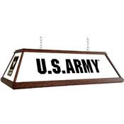 US Army: Premium Wood Pool Table Light