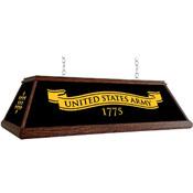 US Army: Ribbon - Premium Wood Pool Table Light