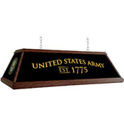 US Army: Historical Mark - Premium Wood Pool Table Light
