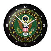 US Army: Modern Disc Wall Clock