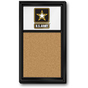 US Army: Cork Note Board