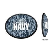 US Navy: Original Oval Illuminated Rotating Wall Sign