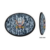 US Navy: Eagle - Oval Slimline Lighted Wall Sign
