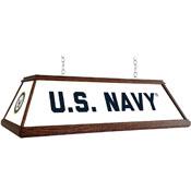 US Navy: Premium Wood Pool Table Light