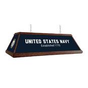 US Navy: Est. 1775 - Premium Wood Pool Table Light