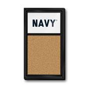 US Navy: Cork Note Board