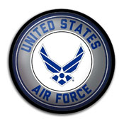 US Air Force: Modern Disc Wall Sign