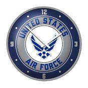 US Air Force: Modern Disc Wall Clock