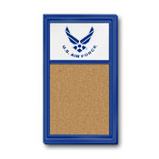 US Air Force: Cork Note Board